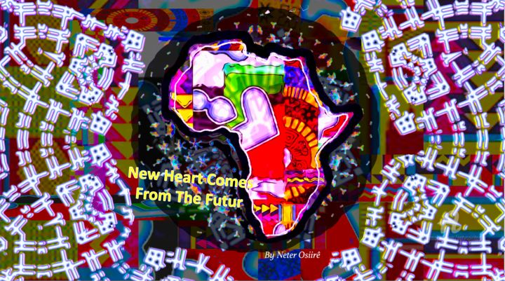 New Heart Comes  From The Futur
